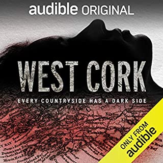 West Cork audiobook cover art