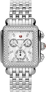 Michele Deco Diamond Michele Dial Women's Watch Ref. MWW06P000099