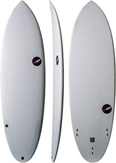 NSP PROTECH EPOXY Hybrid Surfboard | FINS Included | Durable All Around Hybrid SURF Board