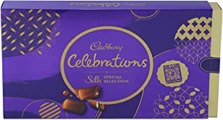Cadbury Celebrations Silk Special Selection Gift Pack, 233 g