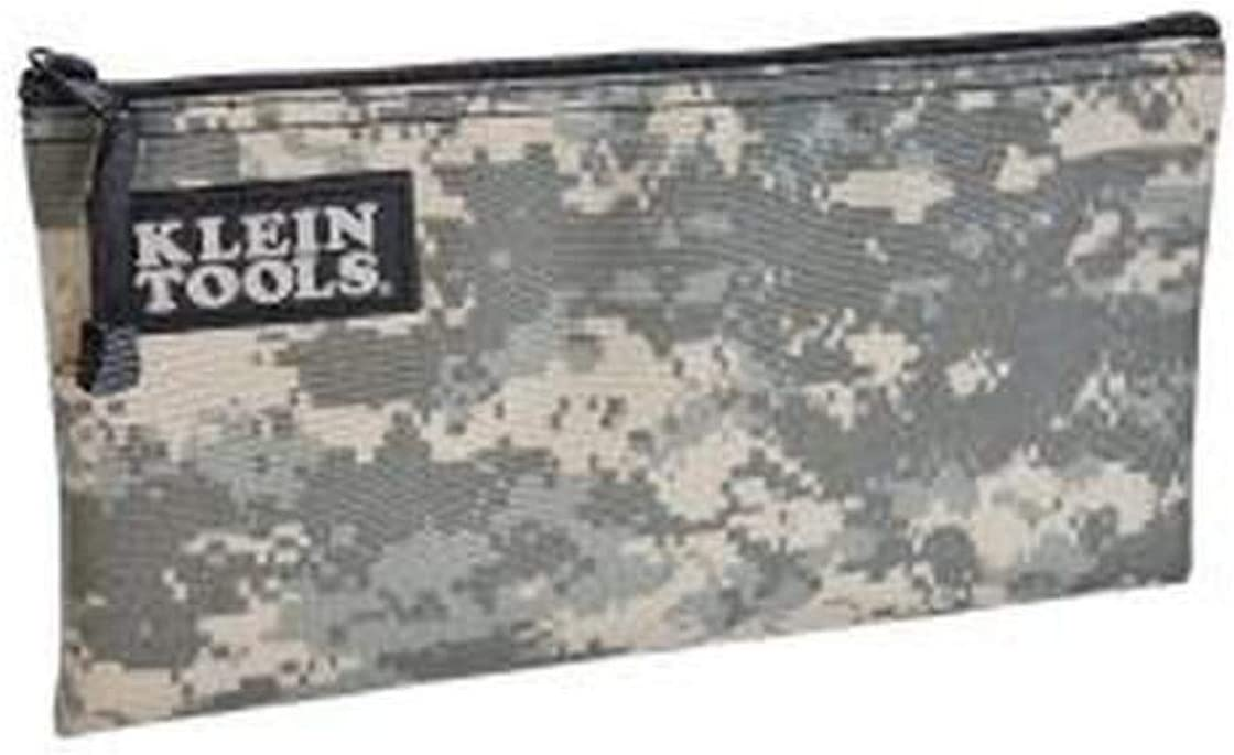 Klein Tools sale 5139C Zipper Bag Challenge the lowest price of Japan Camo x 12.5 is Durable 7-Inch