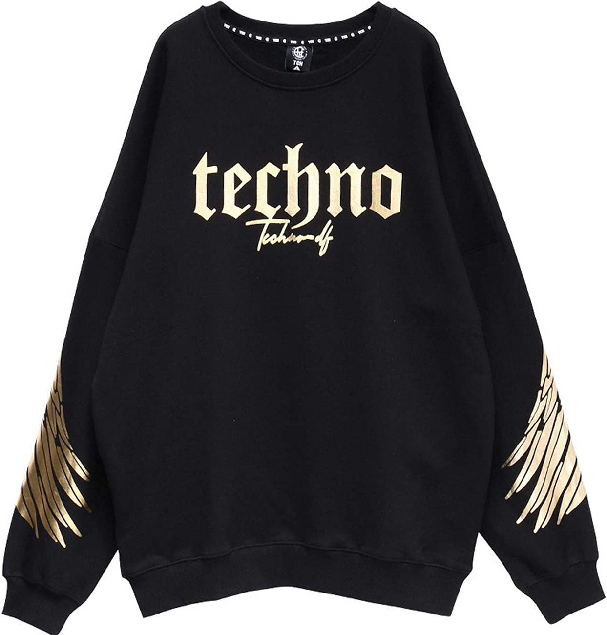 Light Luxury Tide Brand Casual Sweater Loose Big C line of Men and Women T203116D10