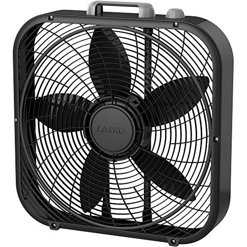 Lasko #B20301 20-Inch Premium Box Fan 3-SPEED