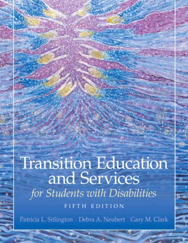 Transition Education and Services for Students with...