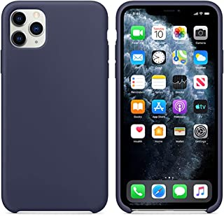 Matte Smooth, Soft flexible Cover, Soft Fur Lining (Microfiber) Style, TPU Protection Case For Apple iPhone 11 / iPhone 11...