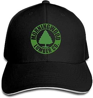 morning wood camo hat