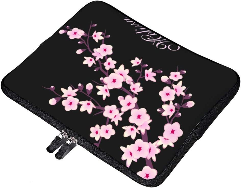 Star Flower Spark 10 Inch Protective Laptop Sleeve Ultrabook Notebook Carrying Case Compatible with MacBook Pro MacBook Air Notebook