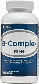 GNC B-Complex 50 mg 100 Capsules by GNC