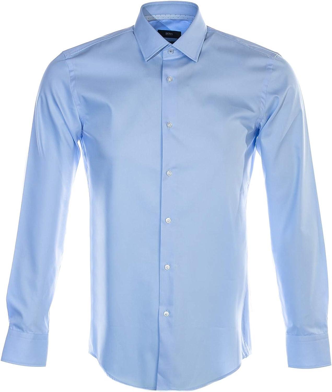 BOSS Jesse Shirt in Sky bluee
