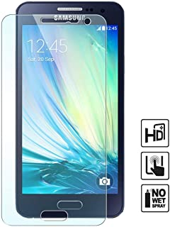 Rearth Pack of 4, Invisible Defender (HD) Clarity Screen Guard for Samsung Galaxy A3