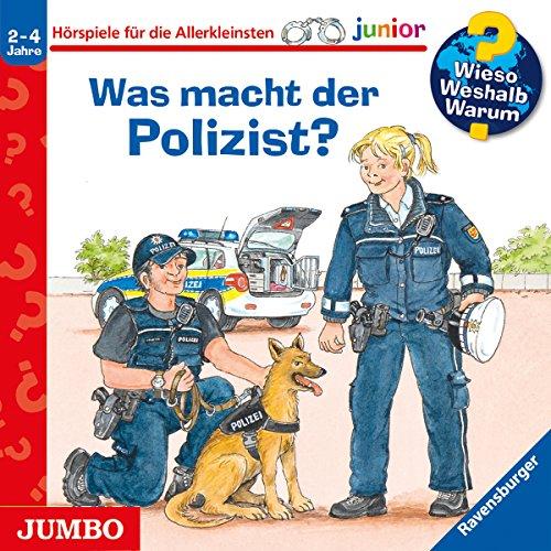 Was macht der Polizist? Titelbild