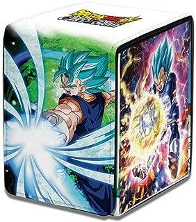 Official Dragon Ball Super Deck Boxes Alcove Flip Box - Vegito