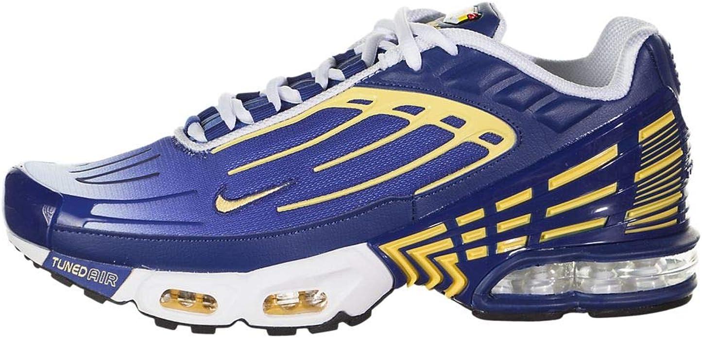 Nike Air Max Plus III Bleu Cw1417-400 : Amazon.fr: Chaussures et Sacs