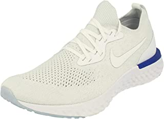 [ナイキ] Mens Epic React Flyknit Running Trainers Aq0067 Sneakers Shoes 100