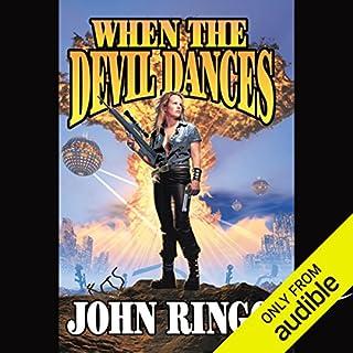 When the Devil Dances audiobook cover art