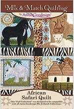 Anita Goodesign Embroidery Designs African Safari Quilt
