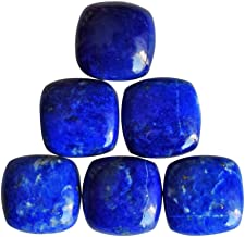 Natural Lapis Lazuli Smooth Cab A0053 Natural Cabochon Lapis Lazuli Lot Ring Cabochon Jewelry Supplies Blue Gemstone