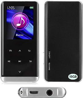 $37 » KUIDAMOS HiFi Sound Music Speaker, Music Player Touch Control for Walking Running(16 GB, Pisa Leaning Tower Type)