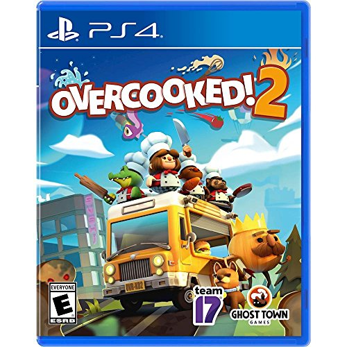 Overcooked 2 - Playstation 4 - Standard Edition