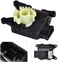 Daphot-Store - 1K0907511C Temperature Adjust Valve Recirculation Air Flap Servo Motor for Audi A3 Q3 VW Golf Jetta MK5 MK6 Passat Rabbit