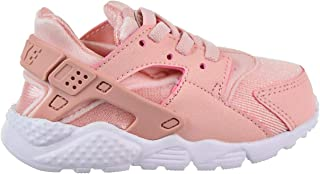Huarache Run SE Toddler's Shoes Storm Pink/Rust Pink/White 859592-604