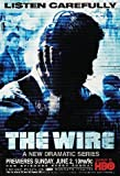 CLASSIC POSTERS The Wire Foto-Nachdruck Poster 40x30cm
