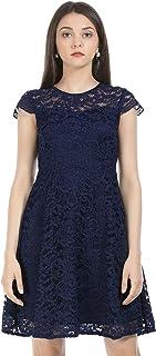 FabAlley net A-Line Dress