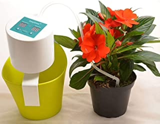 Mainstayae Automatic Watering Device Plant Waterers Potted Flower Self Watering Drip Irrigation Devices Digital Programmab...