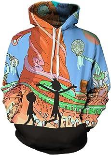 6cf955e3bde Takra Gold Men Hoodies Color Blocks 3D Print Graphic Casual Sweatshirts