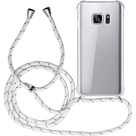 Mygadget Handykette Für Samsung Galaxy S7 Tpu Hülle Mit Elektronik