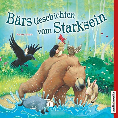 Bärs Geschichten vom Starksein cover art