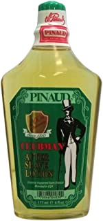 Clubman Pinaud Orginal After Shave Lotion 6oz Cools Soothes Skin Masculine