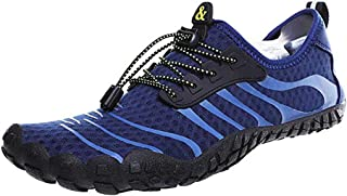 Mens Water Shoes Outdoor Quick Dry Beach Swim Barefoot Aqua Socks Diving Surf Runing Sports Yoga Pool Exercise