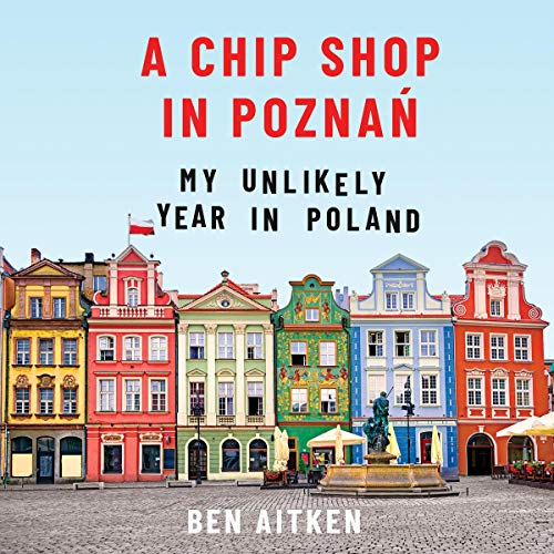Page de couverture de A Chip Shop in Poznań