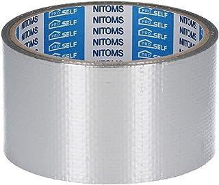 ニトムズ 耐熱アルミガラスクロステープ 50mm×3m J3520