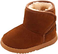 Matt Keely Baby Winter Shoes Kids Boy Girl Warm Snow Boots