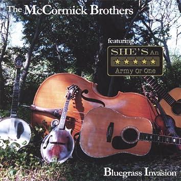 Bluegrass Invasion