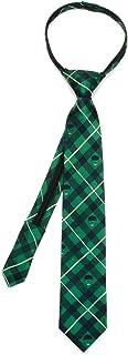Cufflinks Inc. Mens Hulk Plaid Tie (Toddler/Little Kids)