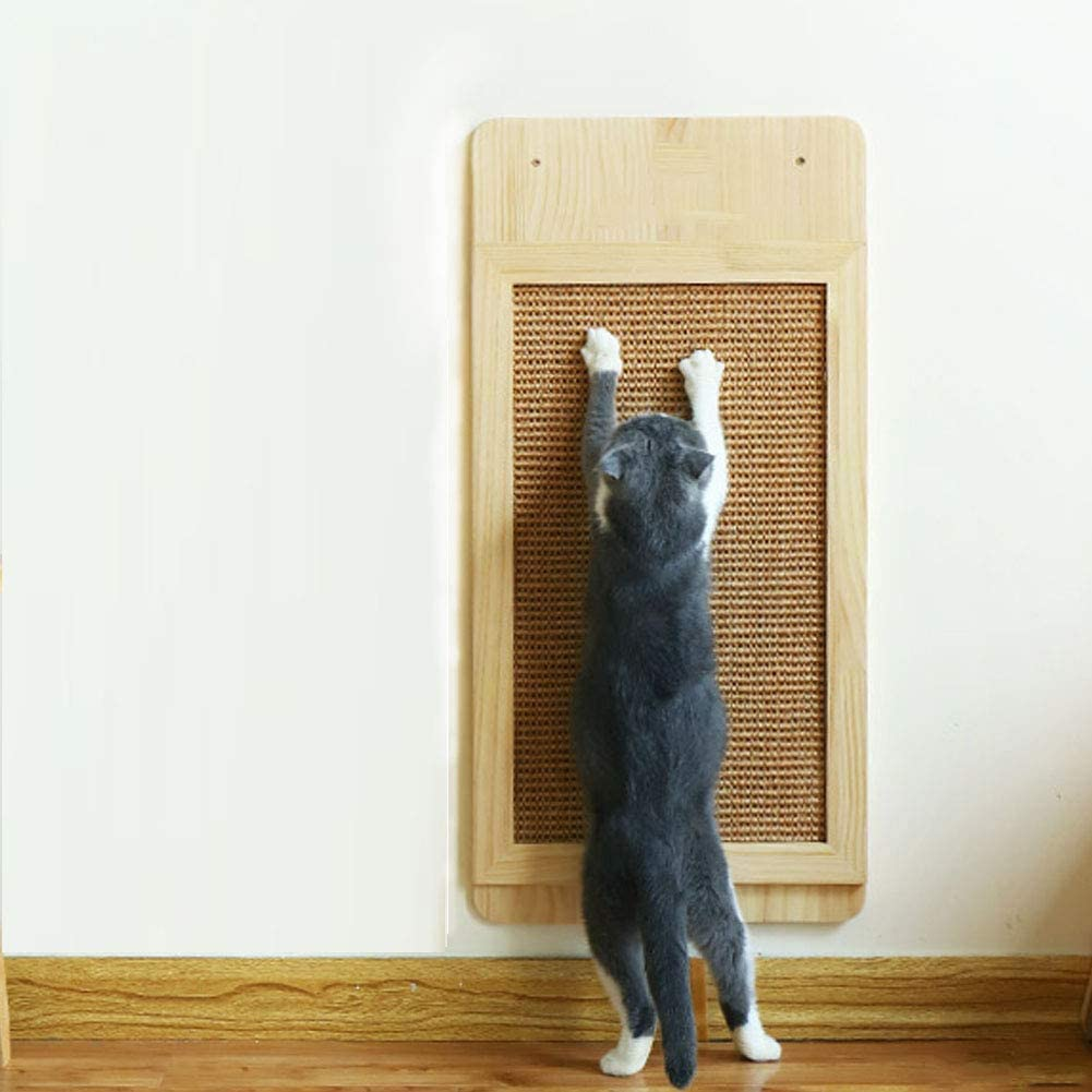MOUOGO Wall Mounted Scratching Super Super beauty product restock quality top! sale Post Or Place Floor