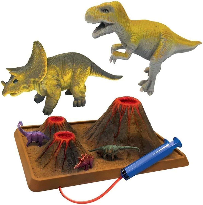 Tedcotoys Dino Mass Extinction Kids Educational Science Activity Kit