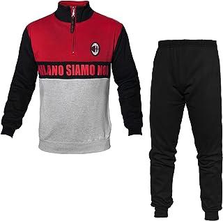 Abito da Allenamento Znesd 2020-2021 Club di Calcio AC Milan ...