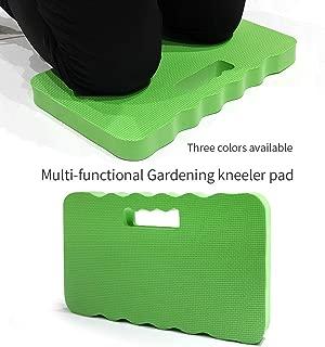 CHIATAI Multi-Functional Kneeling Pad, Knee Protection Garden Kneeler Yoga Kneeler Mat for Gardening,Cleaning,Praying and Exercise (17.7