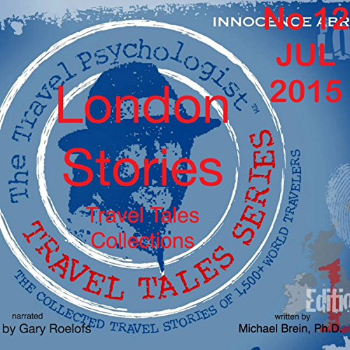 Travel Tales Collections: England, Ireland, & British Isles Travel Stories Titelbild