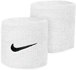 Nike Swoosh - Muñequeras, color blanco