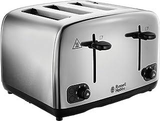 Russell Hobbs 24090 Adventure Grille-pain en acier inoxydable brossé poli