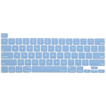 Midnight Green MOSISO Keyboard Cover Compatible with 2020 MacBook Pro 13 inch A2251 A2289 /& 2019 MacBook Pro 16 inch A2141 with Touch ID /& Retina Display Protective Silicone Skin