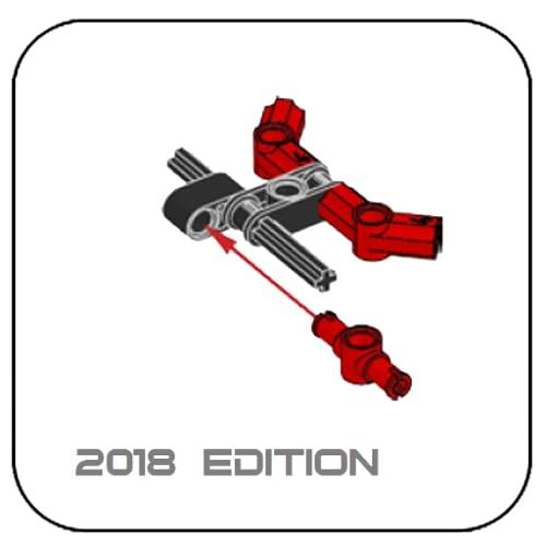 Technic Bricks Instructions 2018