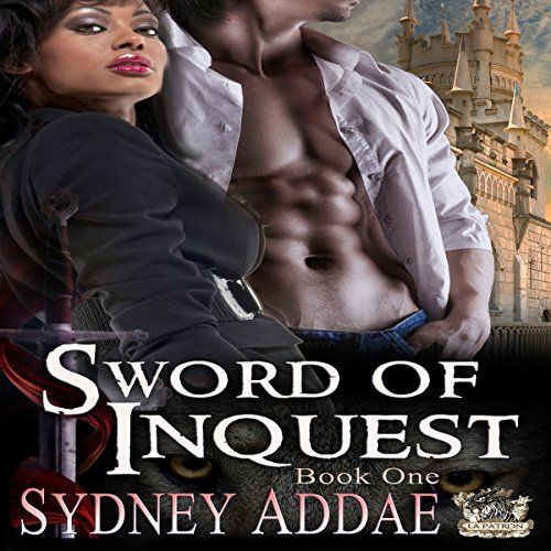 Sword of Inquest audiobook cover art