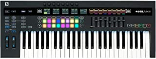 Novation MIDI and CV Equipped Keyboard Controller with 8 Track Sequencer 49 Key