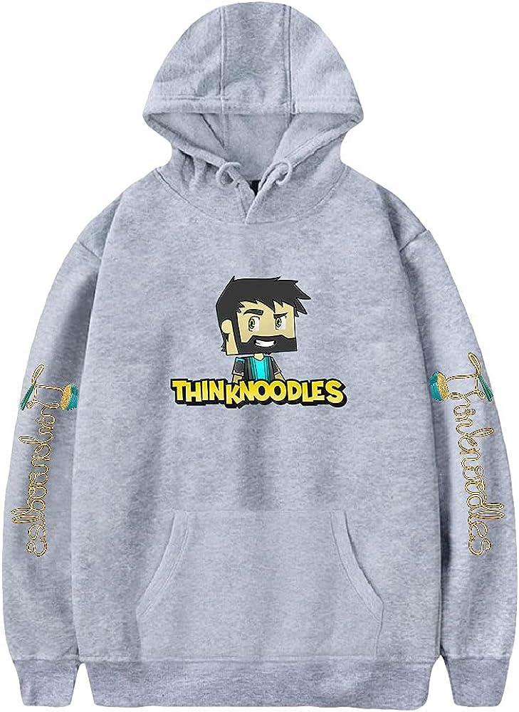 WAWNI Thinknoodles 2D Hip HOP Harajuku Haikyuu 2021 spring and summer new Hooded Popular brand Sweatshirt